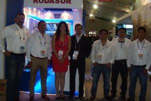 Rodasur presente en PERUMIN 2013